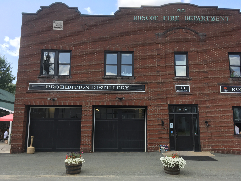 Prohibition Distillery